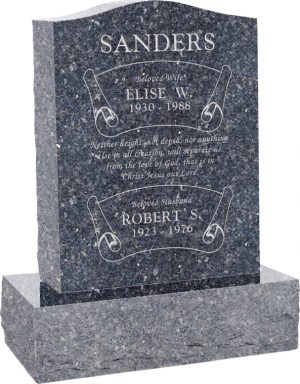 Signature Headstones: Cemetery Headstones, Grave Markers & Monuments